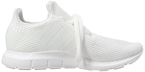 adidas Damen Swift Run W Gymnastikschuhe Elfenbein (Ftwr White/ftwr White/ftwr White)