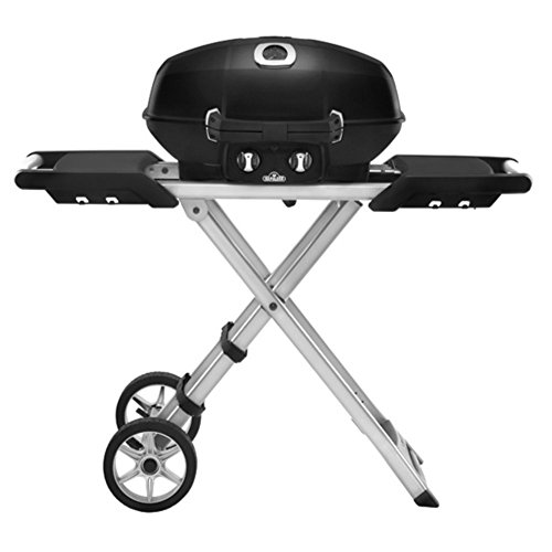 - Napoleon Grills PRO285X-BK Travel with Scissor Cart