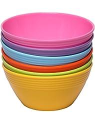 Amazon.com: Melamine - Cereal Bowls / Bowls: Home & Kitchen