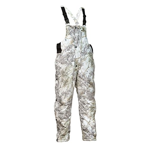 King's Camo Weather Pro Insulated Bibs Snow Shadow (X-Large)