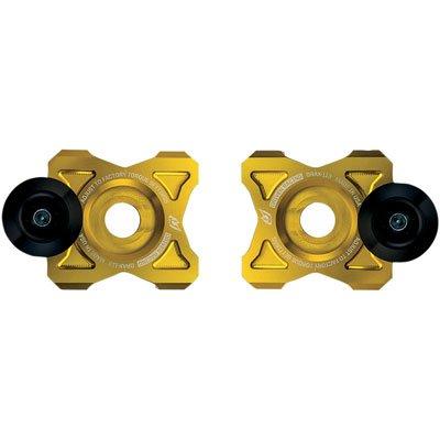 Driven Racing Axle Block Slider - Gold DRAX-113-GD