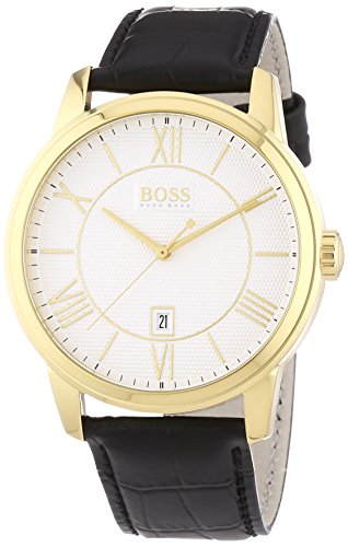 Hugo Boss Classico Round 1512972 Mens Wristwatch Classic & Simple