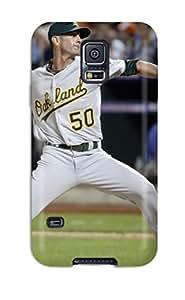 Cleora S. Shelton's Shop Best oakland athletics MLB Sports & Colleges best Samsung Galaxy S5 cases 2099073K130735782