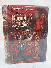 Lawrence Schoonover THE BURNISHED BLADE 1948…