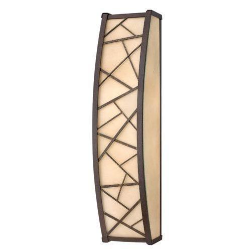 Fredrick Ramond FR52202ORB Two Light Wall Sconce (Fredrick Ramond Nest Oil)