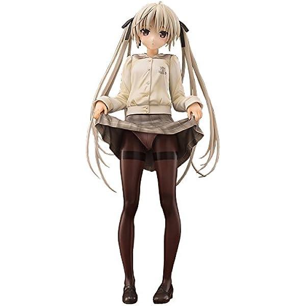 1//6 PVC Figure  New No Box Alphamax Yosuga no Sora Sora Kasugano Uniform ver