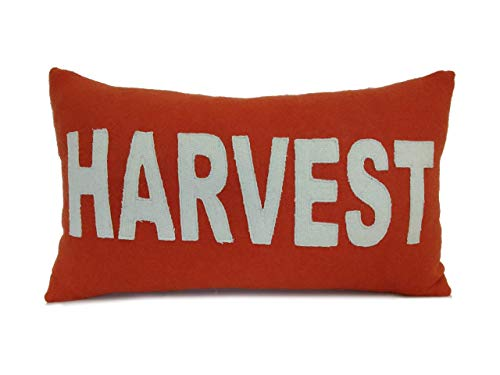 Harvest Pillow Cover, Halloween Decorations, Halloween Decor, Farmhouse Decor, Fall Decor, Fall Pillow Covers ()