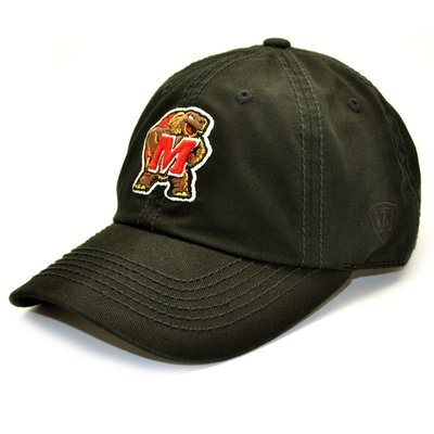 Maryland Crew Adjustable Hat (Alternate Color) from Top of the World