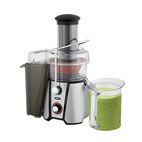 Oster JusSimple 5 Speed Easy Clean Juice Extractor with Extra-Wide Feed Chute, FPSTJE9020-000,...