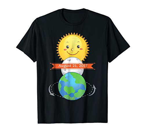 World Events T-Shirts Presents: Solar Eclipse of 2017