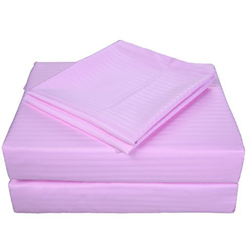 Balichun Deep Pocket Bed Sheet Set Brushed Hypoallergenic Microfiber 1800 Bedding Sheets Wrinkle, Fade, Stain Resistant - 4