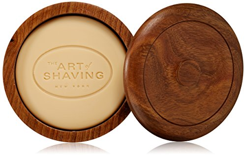 The Art Of Shaving Taos Soap With Bowl  Sandalwood  3 3 Oz