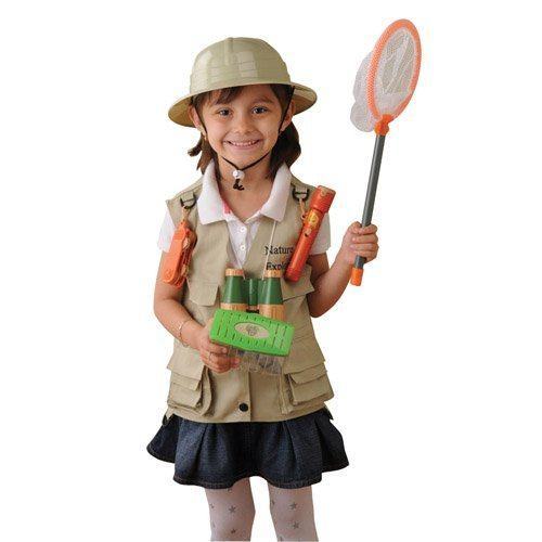 Price comparison product image Classroom Career Outfit- Nature Explorer - Complete Set for Your Little Explorer