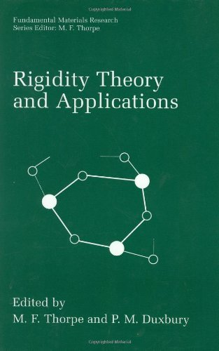 Download Rigidity Theory and Applications (Fundamental Materials Research) Pdf