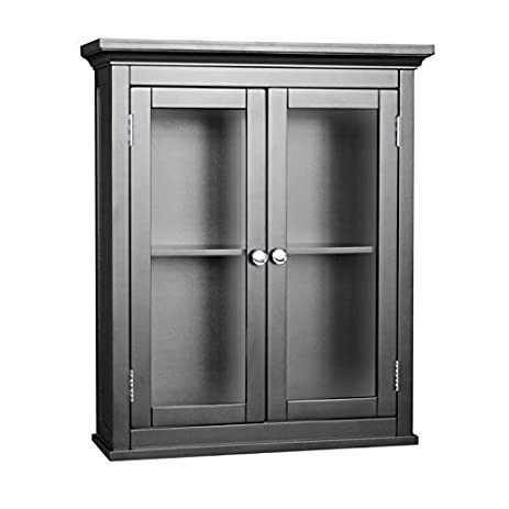 Madison Avenue Wall Cabinet with 2 Doors  sc 1 st  Amazon.com & Amazon.com: Madison Avenue Wall Cabinet with 2 Doors: Kitchen \u0026 Dining