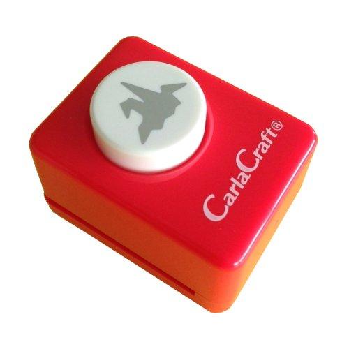 Carl Craft Small Size Craft Paper Punch, Origami Crane (CP-1N paper cranes)