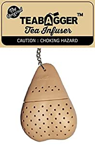 The TeaBagger Tea Infuser Funny Adult Gag Gift Novelty Gifts For Men and Women Stocking Stuffers