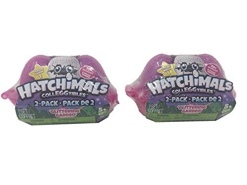 Hatchimals Glittering Garden Colleggtibles Series 1 Blind Carton 2 Pack