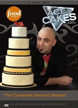 - Ace Of Cakes: The Complete 2nd Season