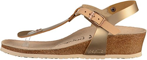Metallic Abierta Mujer Punta frosted Papillio Ashley Beige Rose vEqS1nYfn