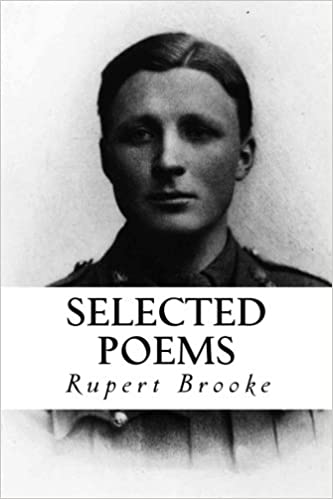 Selected Poems Amazones Rupert Brooke Taylor Anderson