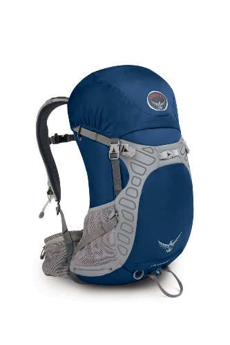 Osprey Stratos 26 Backpack, Tarn Blue, Large, Outdoor Stuffs