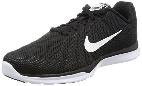 Image of the NIKE Women's In-Season TR 6 Cross Training Shoe, Black/White/Stealth/Cool Grey, 7.5 B(M) US