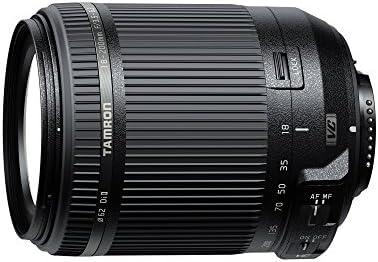 Tamron 18-200mm Lens B018N F3.5-6.3 Di II VC Black Mount for Nikon