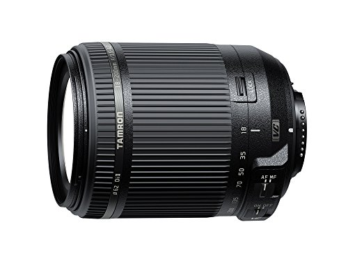 Tamron AF 18-200mm F/3.5-6.3 Di-II VC All-in-One Zoom for Nikon APS-C Digital SLR (Best Camera For 200)