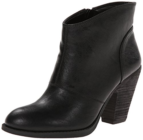 Jessica Simpson Womens Maxi Ankle Bootie Black