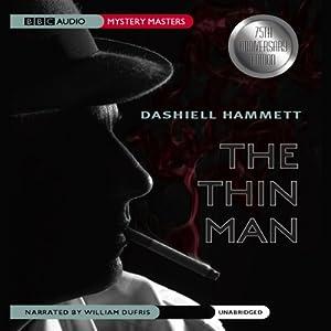 The Thin Man Audiobook