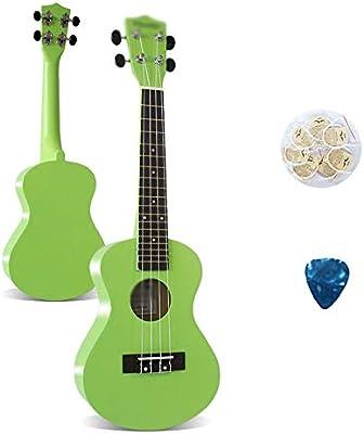 FELICIOO Principiantes de 23 pulgadas ukulele ukulele ukelele ...