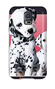 Galaxy S5 Cover Case - Eco-friendly Packaging(dalmatian)