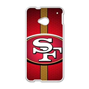 2015 Bestselling SF LOGO RED Phone Case for HTC M7