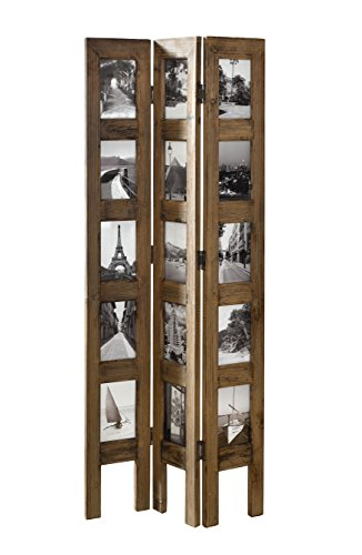 46 in Tall Standing Panel - Photo-decorated (4x6) Privacy Screen & Room Divider Product SKU: HD221922 by PSW - Home Accent