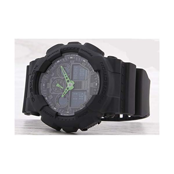 Casio G-SHOCK Reloj Analógico-Digital, 20 BAR, para Hombre 5