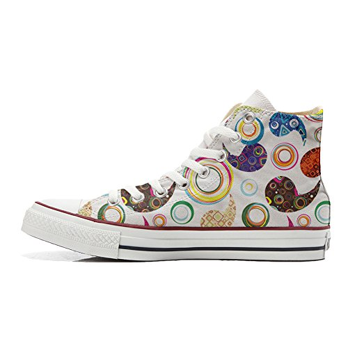 donna Basket mys da multicolore colori Scarpe assortiti EwErZ1qtP