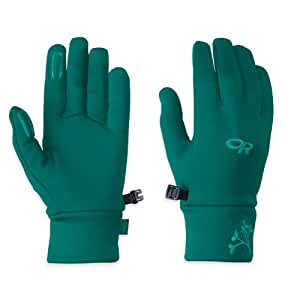 Outdoor Research Women's PL 100 Gloves, Atlantis, Small