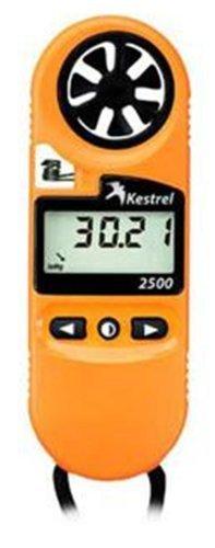 Kestrel 2500 Pocket Weather Anemometer - Orange by Kestrel
