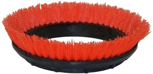 - Oreck Commercial 237047 Crimped Polypropylene Scrub Orbiter Brush, 10.5