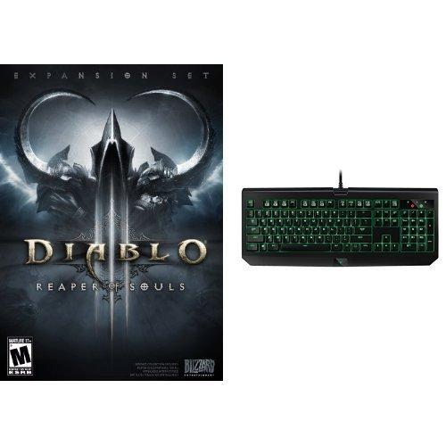 Diablo III: Reaper of Souls - PC/Mac and Keyboard Bundle (Diablo 3 And Reaper Of Souls Bundle)