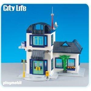 Playmobil Add On Series   City Hall With Interior