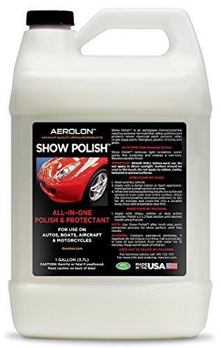 Aerolon Show Polish Gallon