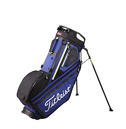 TITLEIST(タイトリスト) キャディーバッグ 14分割スタンドバッグ スタンドバッグ 46インチ対応 メンズ TB7SX14-BL ブルー 10