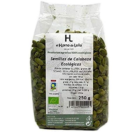 Horno de Leña Semillas De Calabaza Eco 250 g: Amazon.es: Alimentación y bebidas