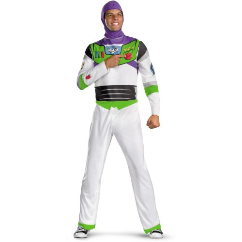 Buzz Lightyear Costume X Large Chest