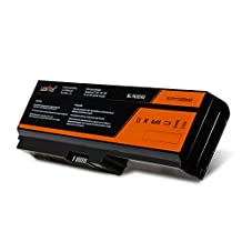 LENOGE Replacement Laptop Notebook Battery (5200mAh Samsung 6 Cell) for Toshiba Satellite PA3634U-1BAS PA3635U-1BAM PA3635U-1BRM PA3638U-1BAP PA3634U-1BRS PA3636U-1BRL PA3728U-1BRS PA3780U-1BRS PA3780U-1BRS PABAS116 PABAS118 PABAS178 PABAS230 PABAS117 PABAS227 PABAS228 PABAS229 PABAS230 L670 L650 L655 L640 L630 M640 M645 C655 A665 L645 M300 M505 U405 (18Months Warranty)