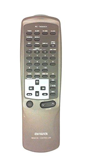 Aiwa RC-TN500EX CXN-3400U CXN-3500 CXN-5100U NSX-3500 NSX-3501 NSX-3550 82NF5638010 Remote Control