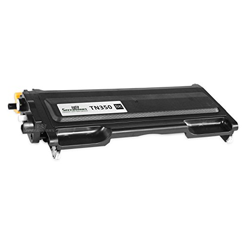 Speedy Inks - Remanufactured Black Toner Cartridge Replacement for Brother TN350