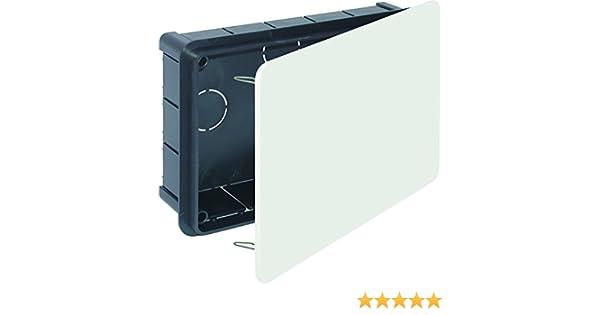 Solera 614 - Caja 200x130x60 tapa blanco garra metálica bolsa ...